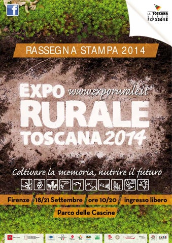 74878605f66c Expo Rurale Toscana - Rassegna Stampa 2014 by ARTEX