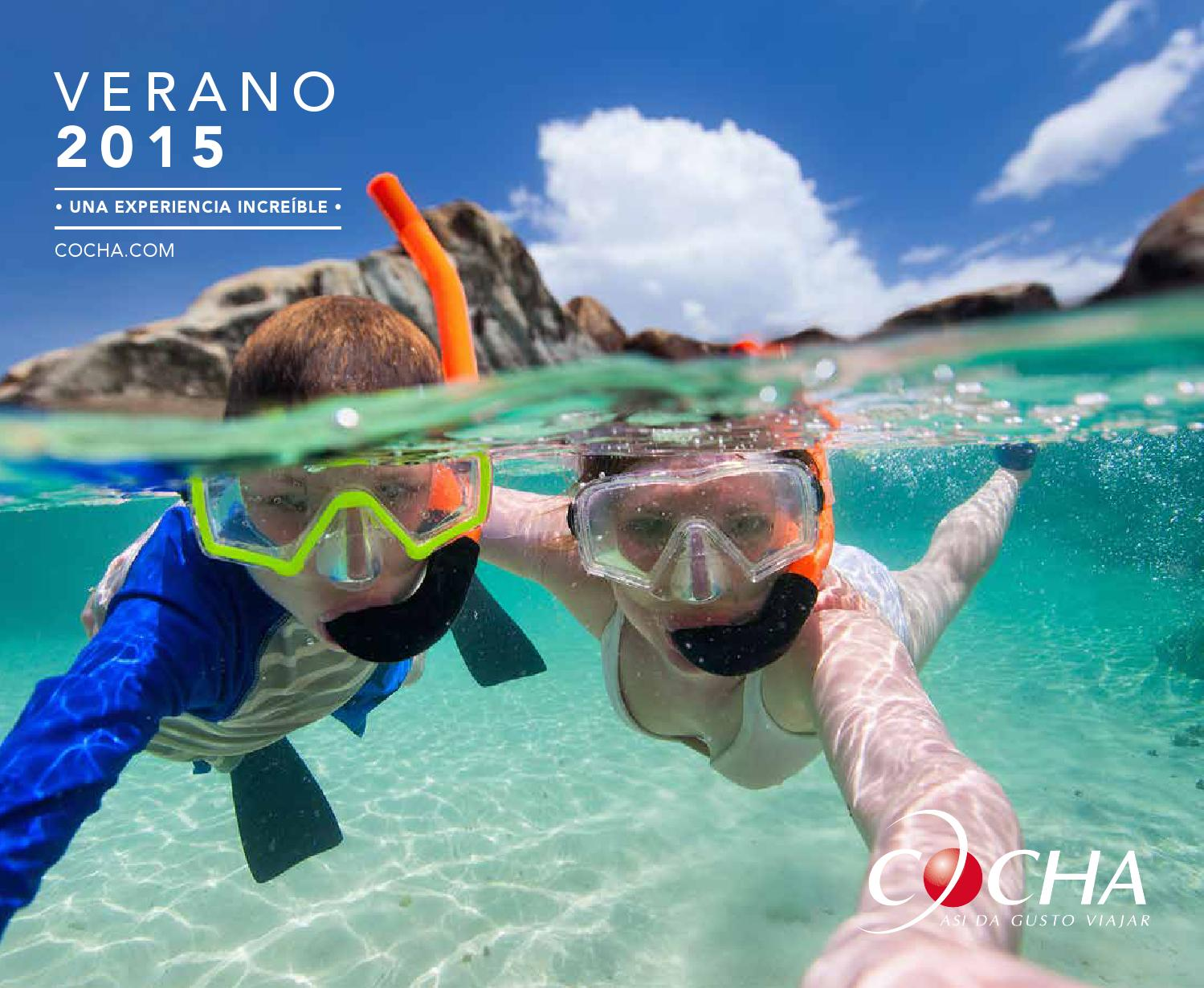 Verano 2015 Cocha By Cocha Agencia De Viajes Travel Agency Issuu