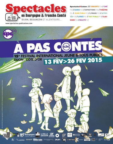 Dijon 12 2014 by SPECTACLES PUBLICATIONS - issuu c6bdb61eefc