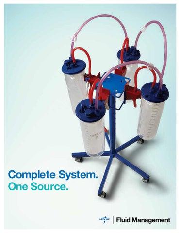 Fluid Management By Medline Industries Issuu