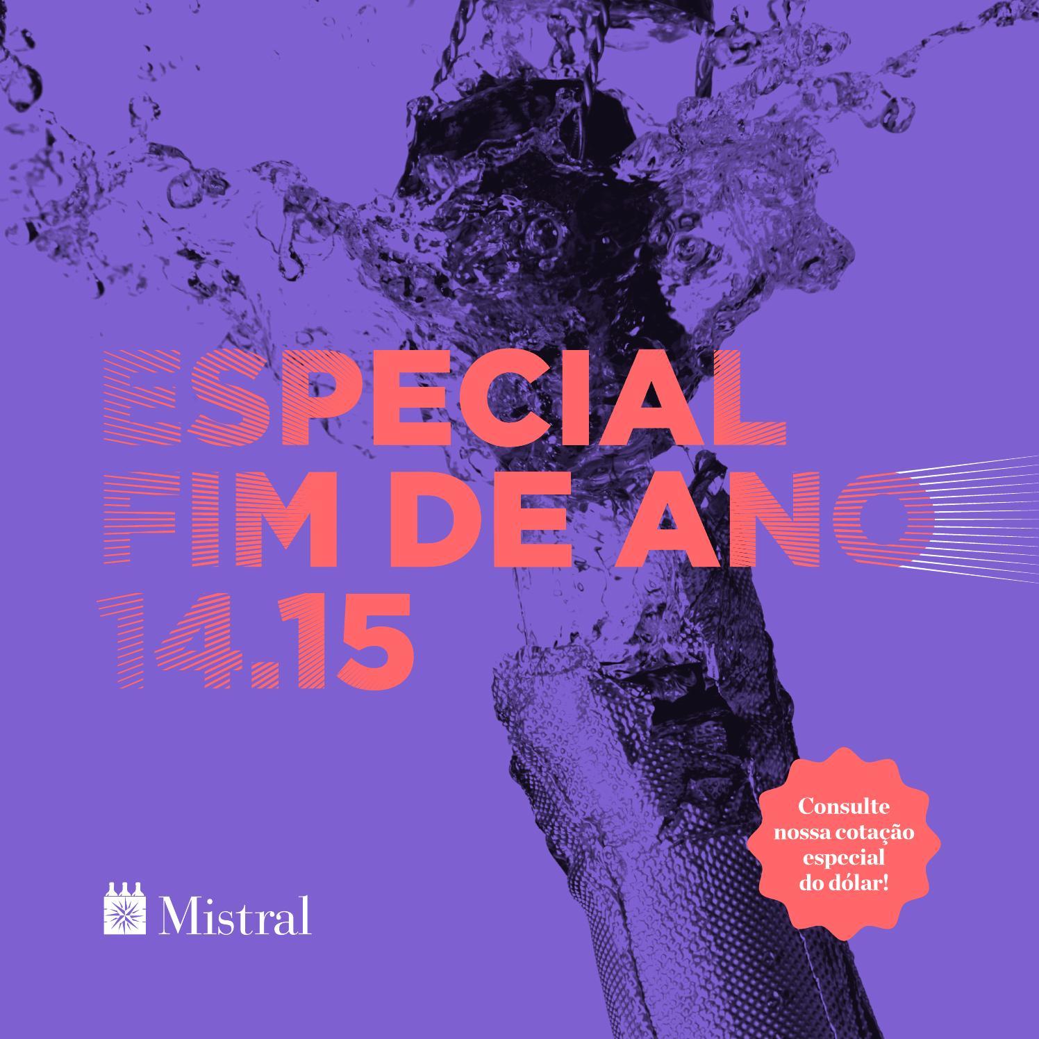 Catálogo Especial de Fim de Ano 2014 by Mistral Importadora - issuu 93811d81a9
