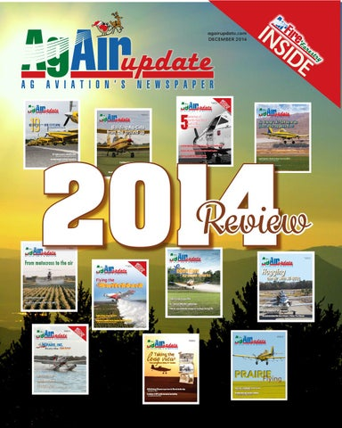 2831b0b84ac December 2014 - U.S. Edition in English by AgAir Update - issuu