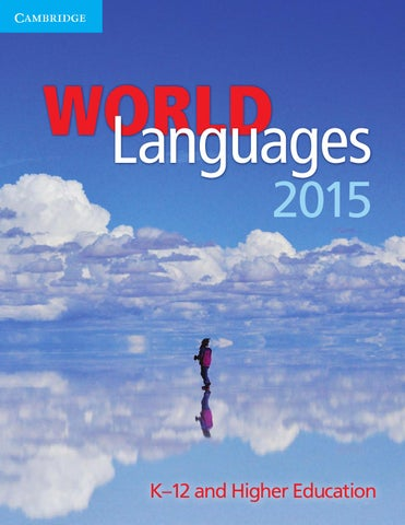 Cambridge world literatures catalogue 2015 by cambridge university page 1 fandeluxe Gallery