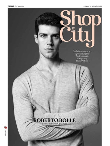 Shop in the City dicembre 2014 by ShopintheCity - issuu 1ea5a265729