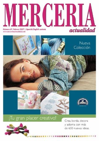 c73426c70 Mercería Actualidad 67 Haberdashery products and handicrafts by ...