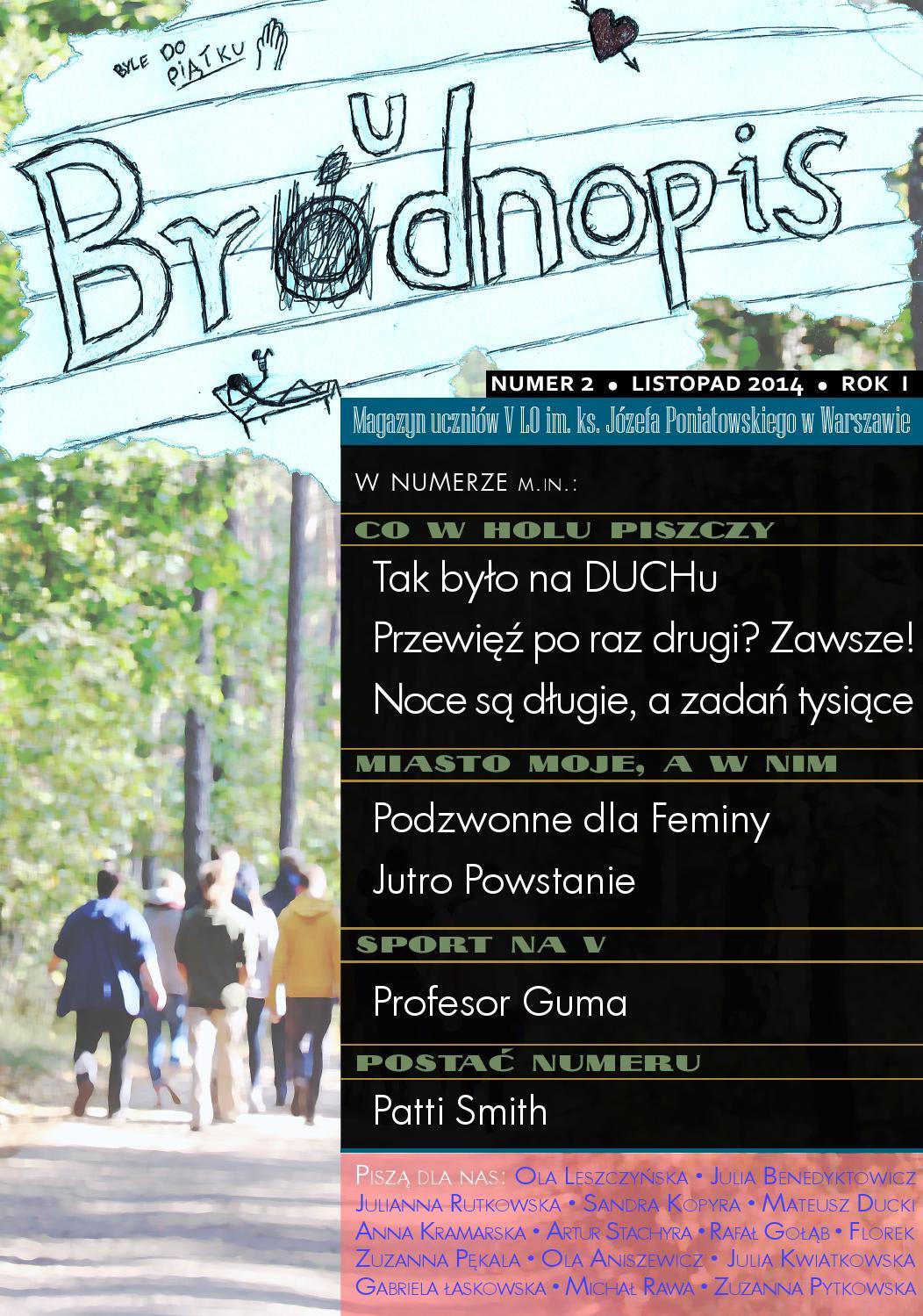 Brudnopis numer 2 by Brudnopis Magazyn VLO issuu
