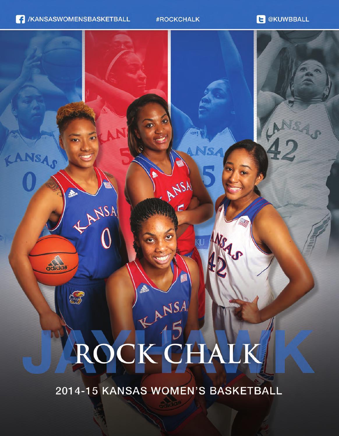 2014-15 Women's Basketball Guide by Kansas Athletics - Issuu