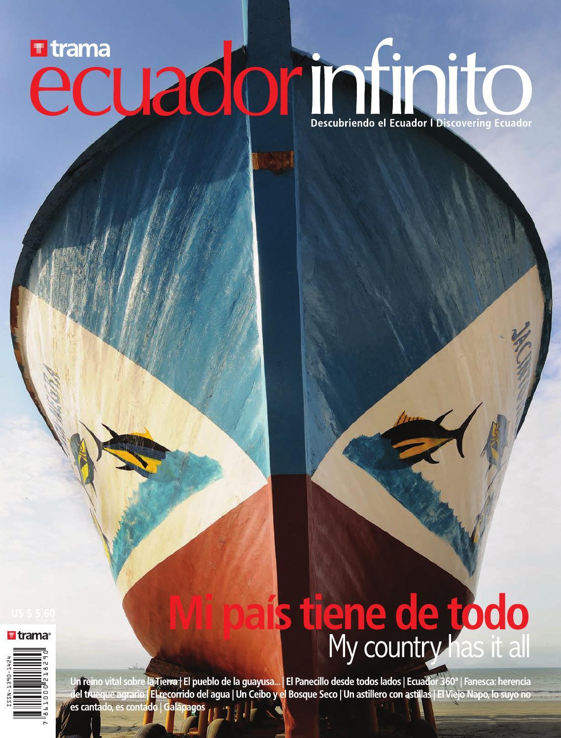 Ecuador Infinito 24 by Trama ediciones - issuu