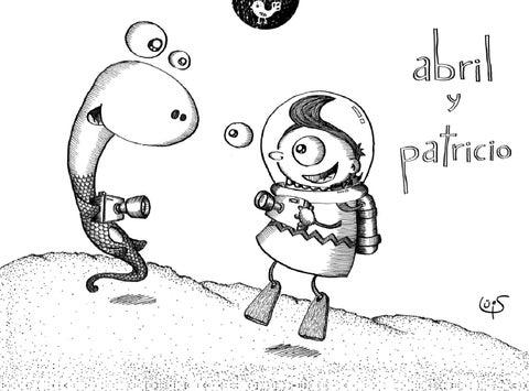 Abril y Patricio by Ediciones de la Terraza - issuu