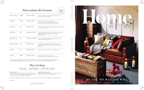 fa7b363bc3ff7 House of Fraser A W14 Home brochure by Alexandra Shakespeare - issuu