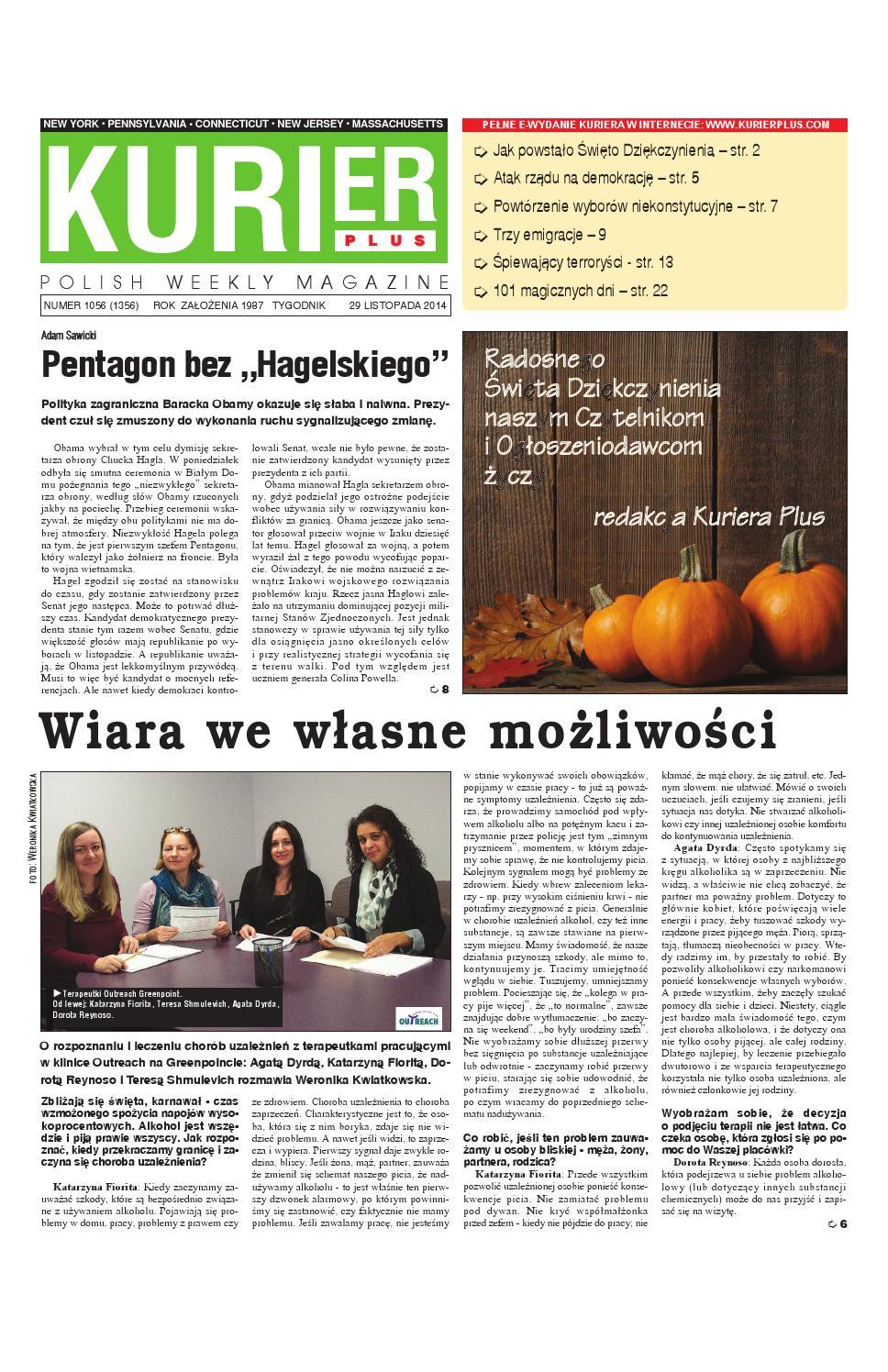 Kurier Plus 29 Listopada 2014 By Kurier Plus Issuu