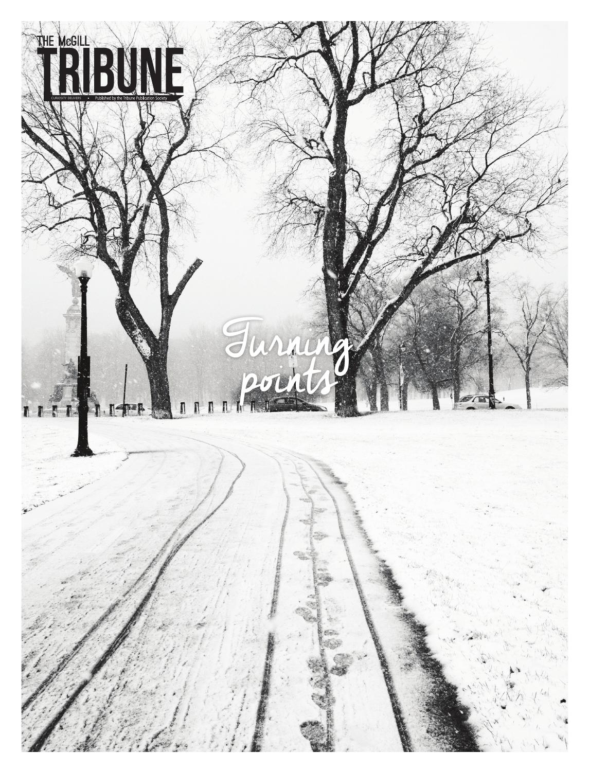 Mcgill Tribune Vol 34 Issue 13 By The Issuu Wiring Diagram