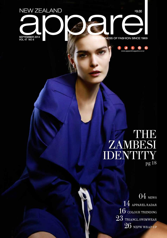 decf10f240dbe Apparel Magazine // September 2014 by Review Publishing Ltd - issuu