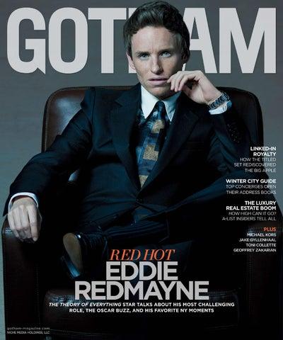 b4546ed65e Gotham - 2014 - Issue 8 - December by Niche Media Holdings