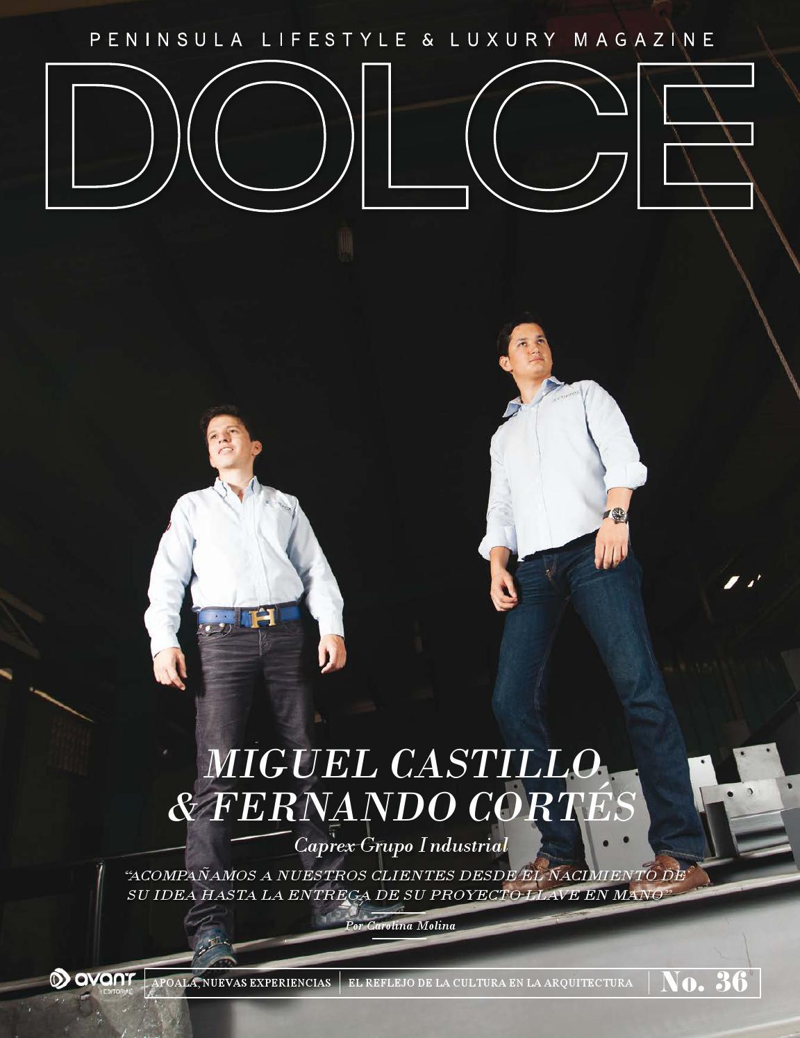 DOLCE magazine No.36 / 2014 by Dolce magazine - issuu