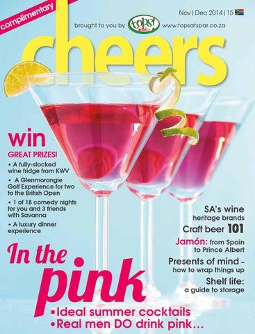 f30379dae2c Cheers - Nov Dec 2014 (Vol.15) by Cheers Magazine - issuu