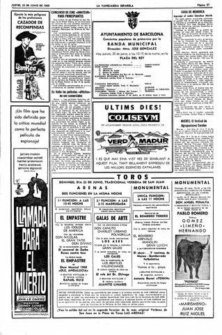 Publicacions de la banda el empastre en el diari la vanguardia ... c765a0dfad1a