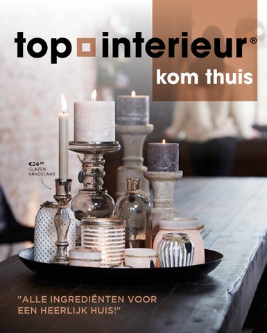 Top interieur nov2014 deco 8 by visueel visueel - issuu