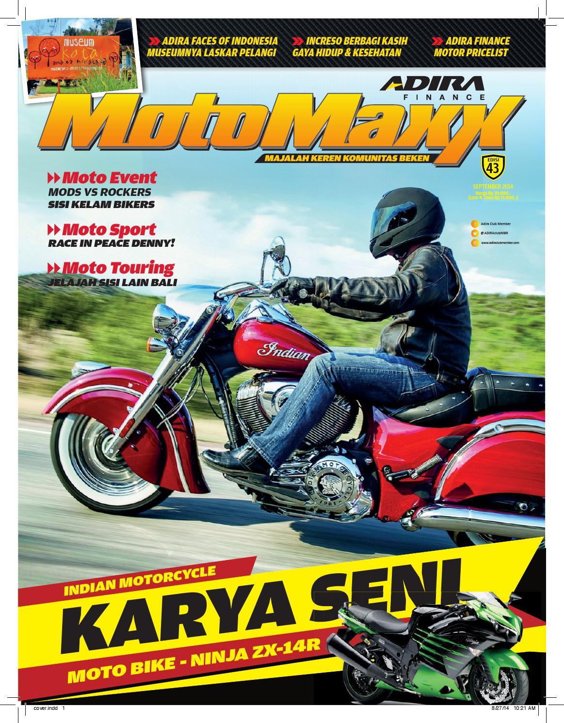 Motomaxx 09 2014 by Adira Member - issuu 9622f3555a