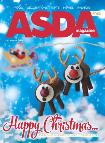 Asda magazine december 2014 by asda issuu page 1 solutioingenieria Images