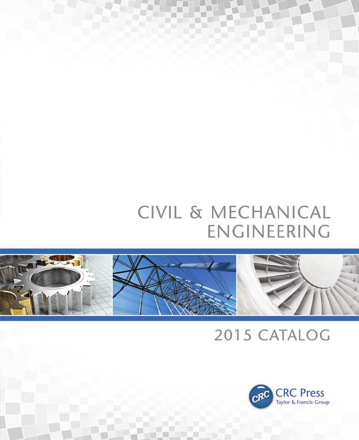 Civil mechanical engineering by crc press issuu fandeluxe Image collections