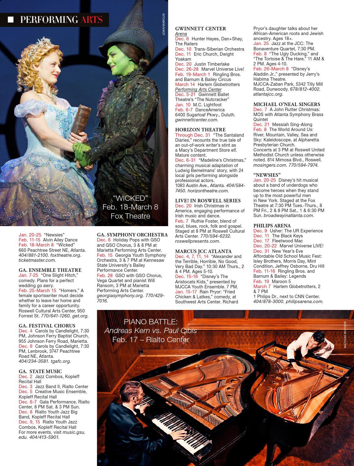 Southern Seasons Holiday/Winter 2014-15 by Southern Seasons Magazine ...