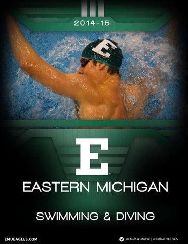 2014-15 EMU Swimming and Diving Digital Media Guide by ...