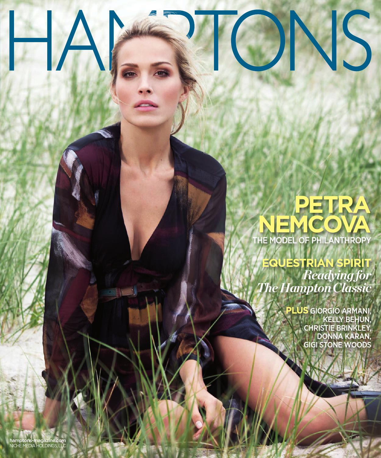 Hamptons 2014 Issue 11 by by by Niche Media Holdings, LLC issuu 252cf1