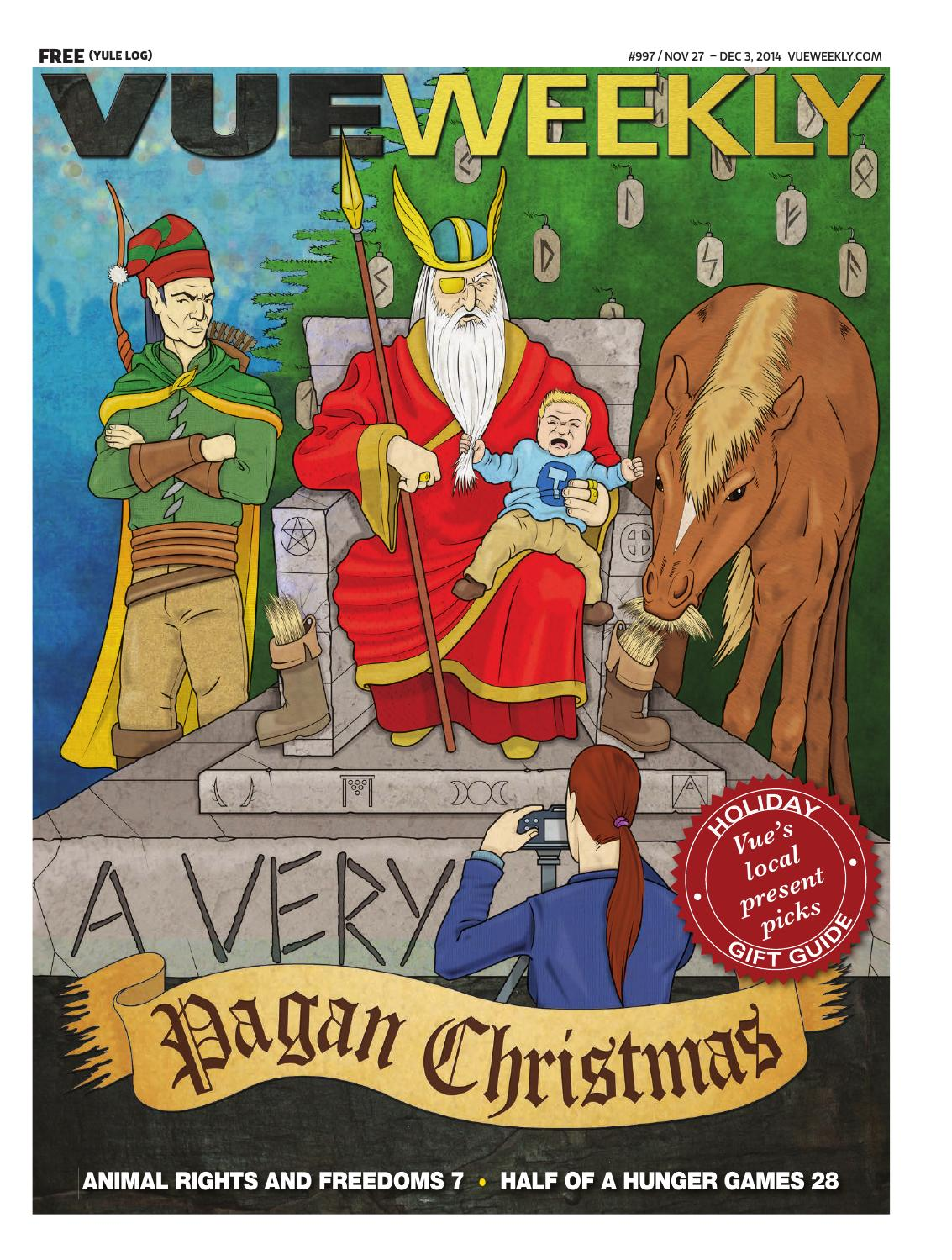 Abarra Miller Porno 997: a very pagan christmasvue weekly - issuu