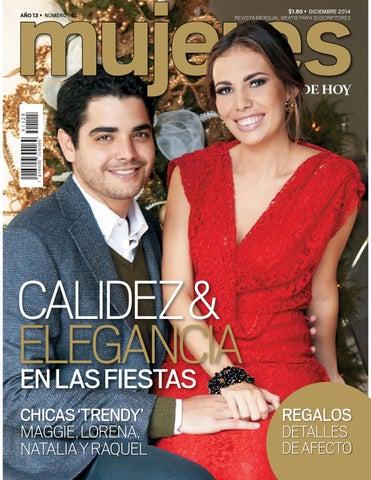 Mujeres Diciembre 2014 by Grupo Editorial Altamirano - issuu 74fa8025666c