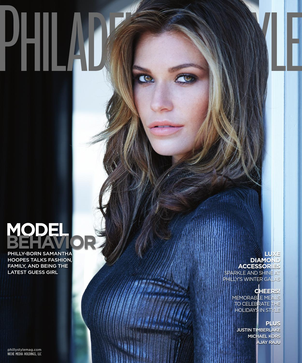 Philadelphia Style - 2014 - Issue 6 - Holiday by Niche Media Holdings, LLC  - issuu