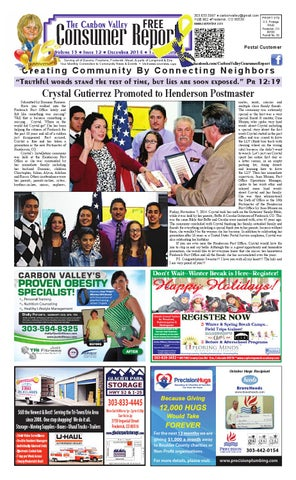 e7c53cf9aed CVCR DEC 2014 by Carbon Valley Advertising   the Consumer Report - issuu