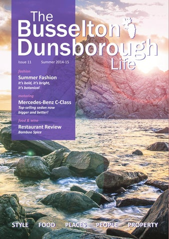 The Busselton-Dunsborough Life by Blue Sky Media - issuu
