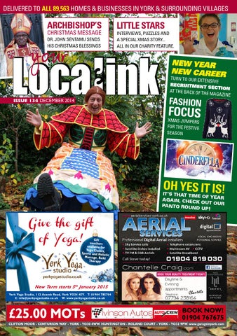 d35e4603a Your Local Link Magazine December 2014 by Your Local Link Ltd - issuu