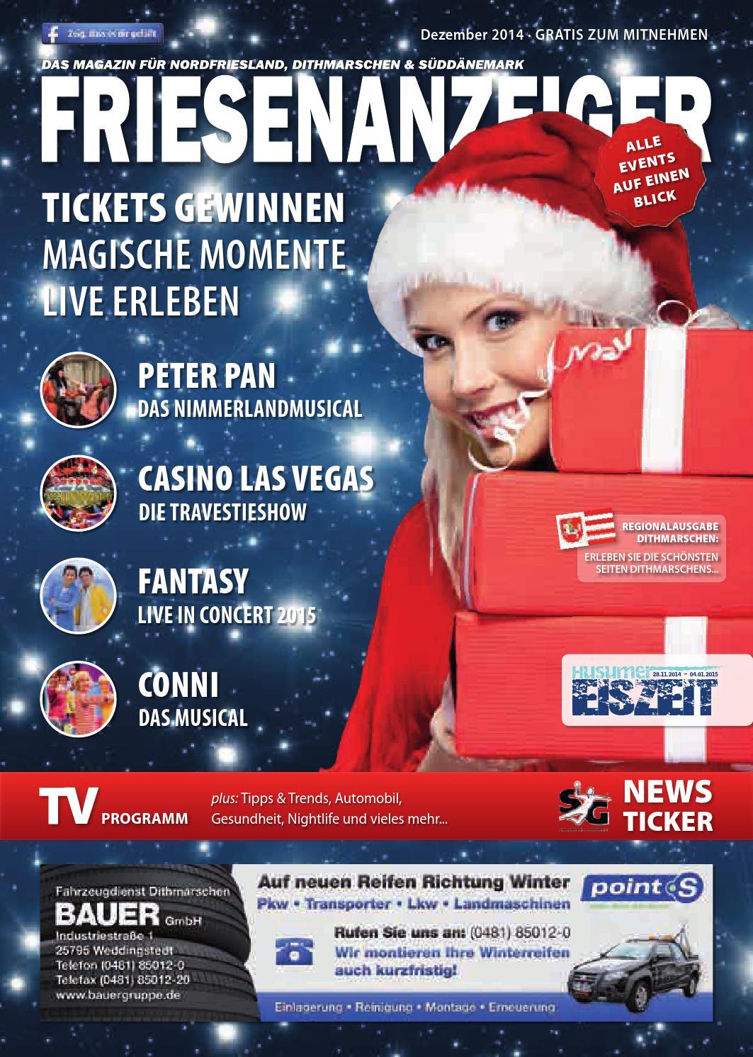 Friesenanzeiger Dezember 2014 by new media works - issuu