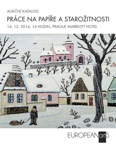 074808b9150 Aukční katalog prosinec 2014 by EUROPEAN ARTS - AUCTION HOUSE I ...