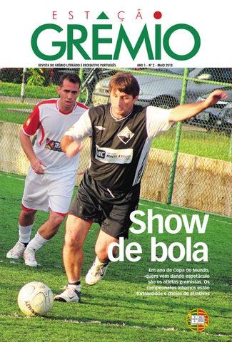 Revista do Grêmio Ano 1 Nº 2 Maio 2010 by Grêmio Literário e ... 0b1222d3c97af