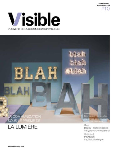 3e425ba9c8 Visible #10 by 656 Editions - issuu
