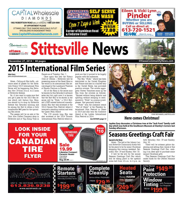 Stittsville by Metroland East Stittsville News issuu