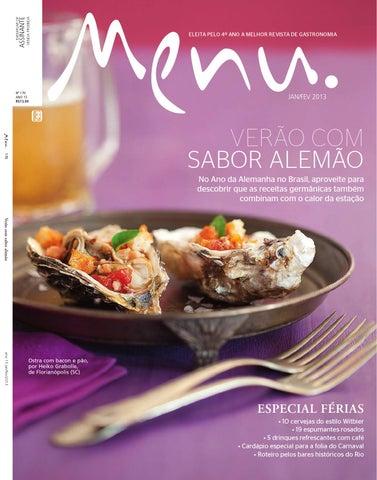 6e166bf1597 Revista Menu 170 by Editora 3 - issuu