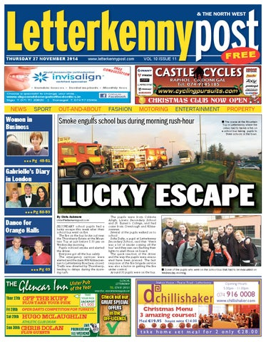 27 Nov 2014 Letterkenny Post by River Media Newspapers - issuu 7f7d2535f663