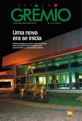 Revista do Grêmio Ano 1 Nº 3 Out 2010 by Grêmio Literário e ... 0d7cc780675d8