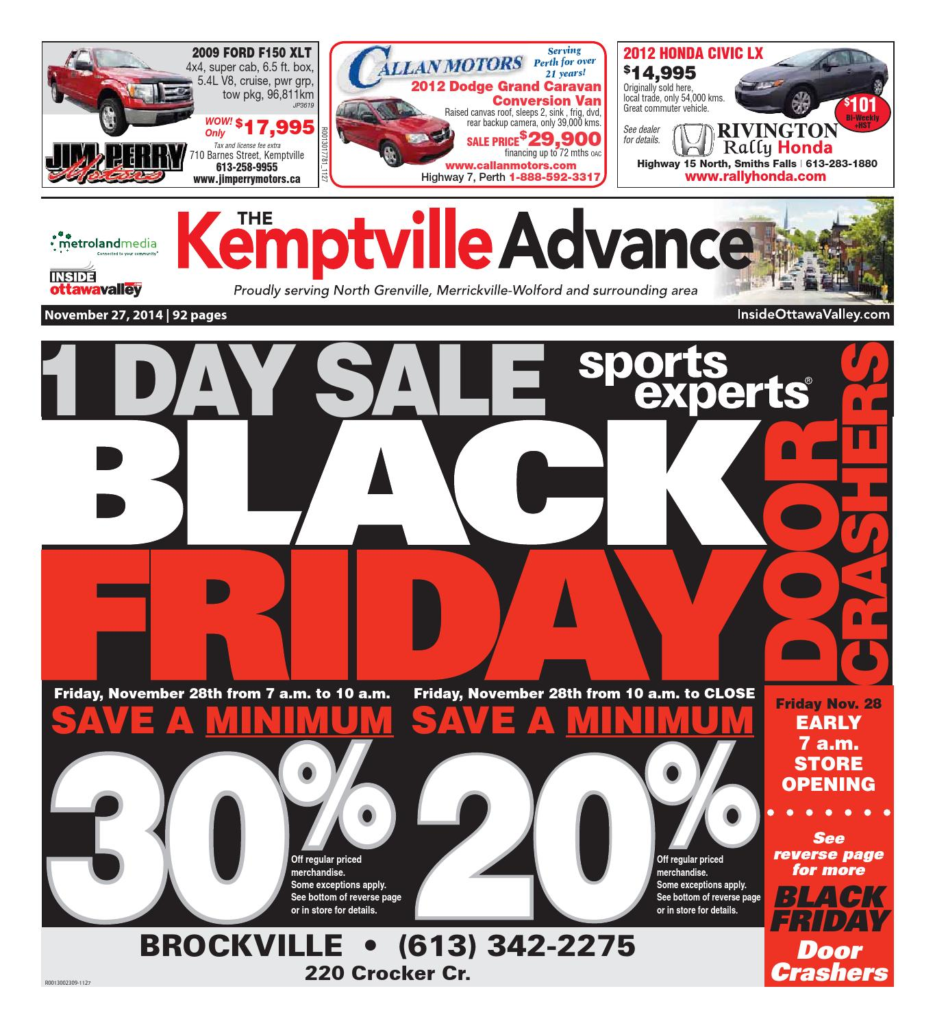 Kemptville112714 by metroland east kemptville advance issuu fandeluxe Images