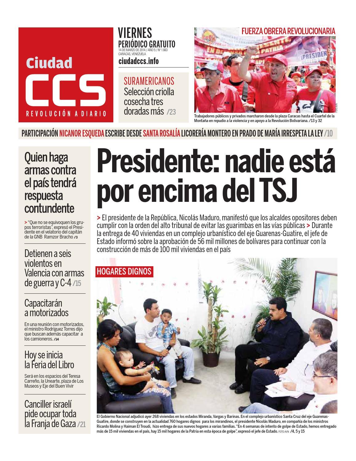 854d6f76616d 14 03 14 by Ciudad CCS - issuu