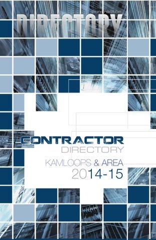 Bathmaster Kamloops contractor directory 2013kamloops daily news - issuu