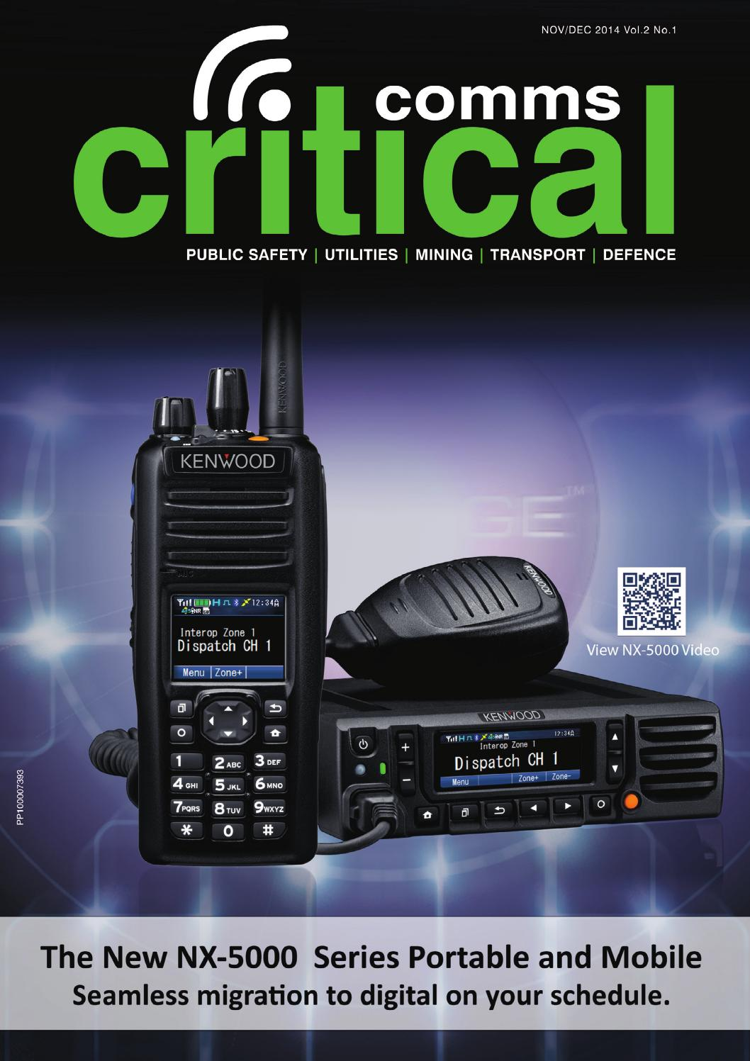 Critical Comms Nov Dec 2014 By Westwick Farrow Media Issuu The Usb Router Repeater Is Made From Durable Cnc Aluminum It39s Nearly