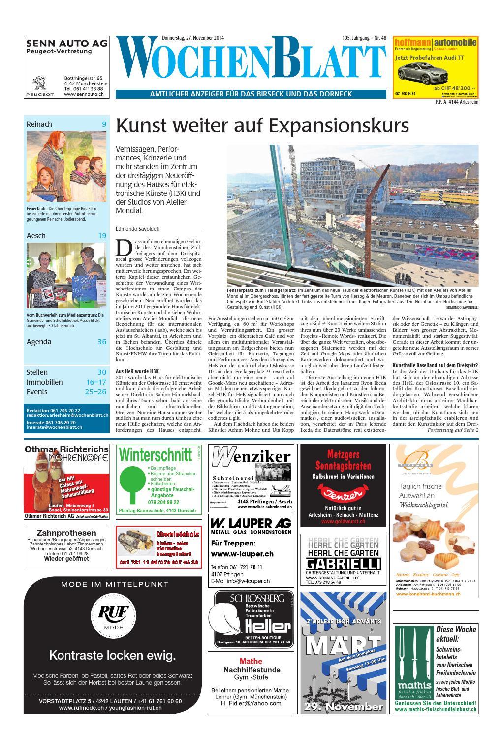 Dominikushaus sucht nach neuem Standort - Riehener Zeitung