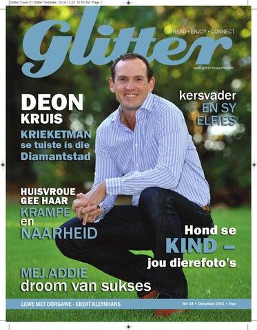 """Cover of """"December 2014 Glitter"""""""