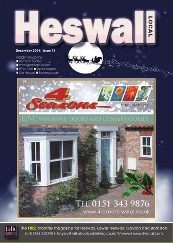 Heswall local march 2015 by talkabout publishing issuu heswall local december 2014 fandeluxe Images