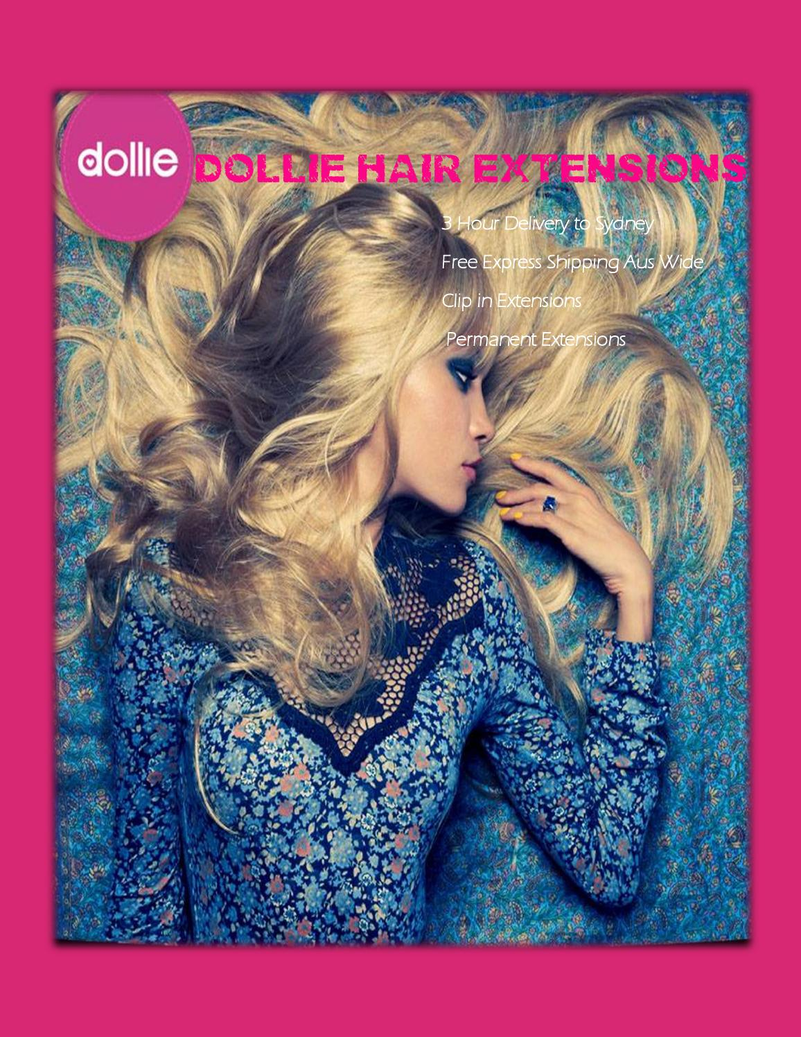 Cheap Hair Extensions By Dollie Hair Extensions Issuu